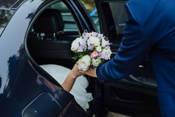 Voitures avec chauffeur pour un mariage à Toulouse