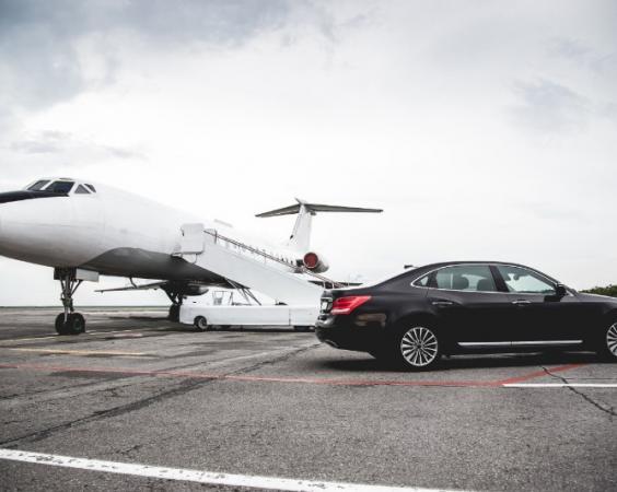 Un transfert aéroport/gare à Toulouse avec un chauffeur privé